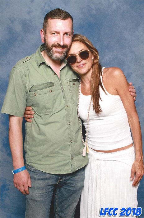 How tall is Paige Turco