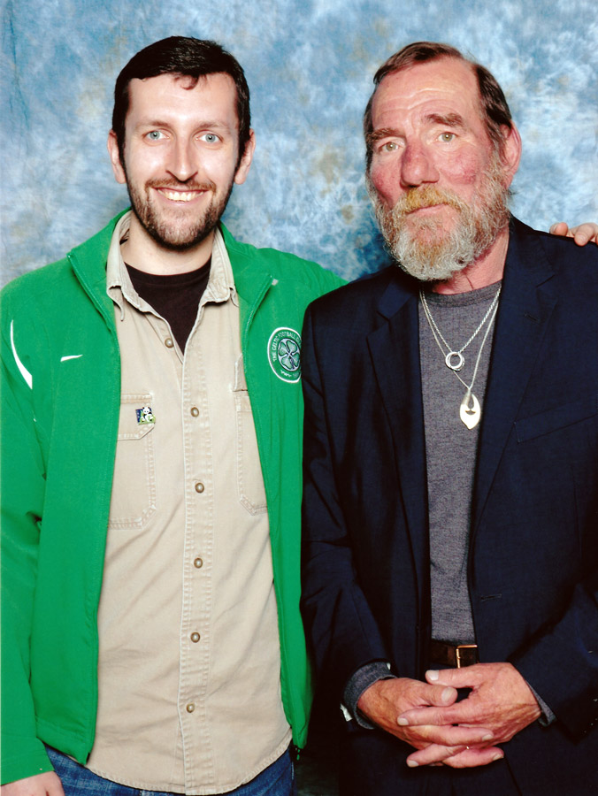 How tall was Pete Postlethwaite