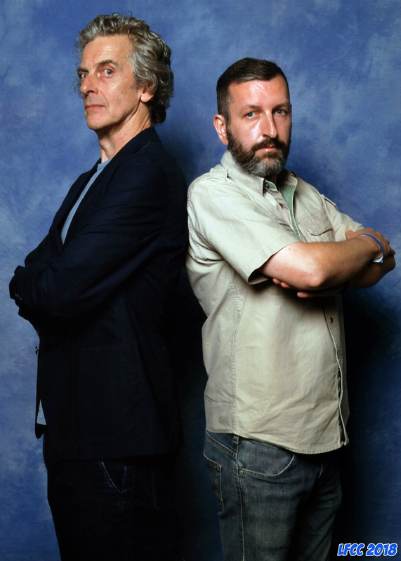 How tall is Peter Capaldi
