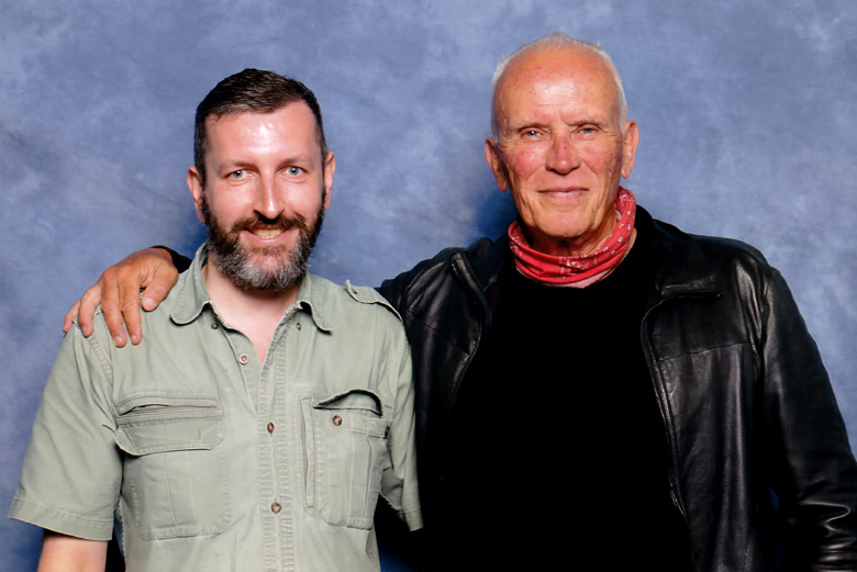 How tall is Peter Weller