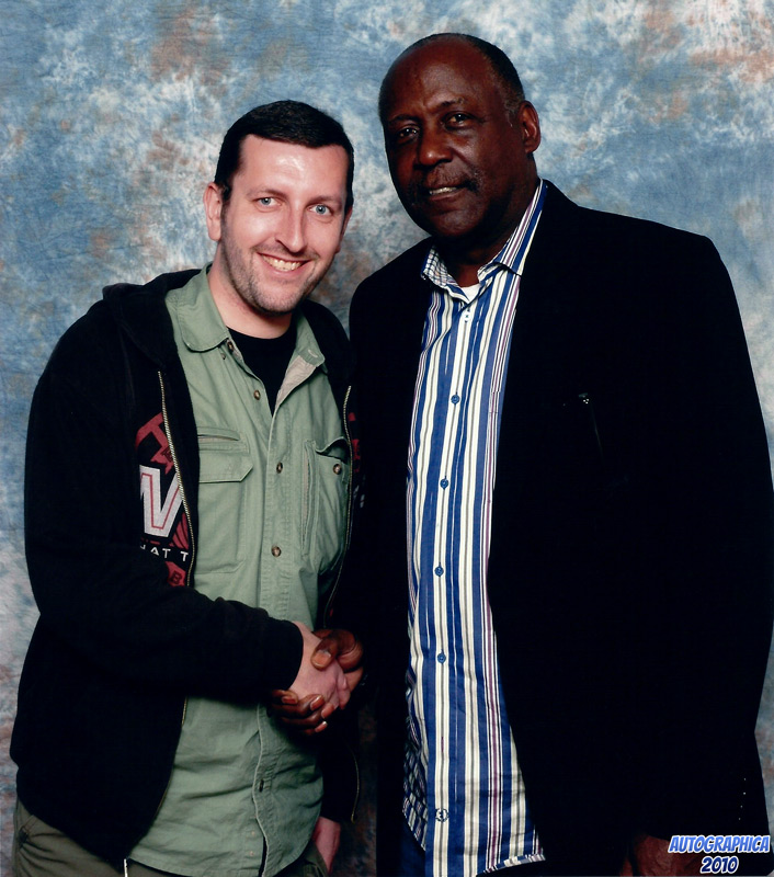 How tall is Richard Roundtree