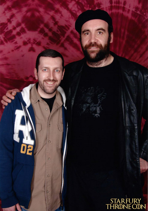 How tall is Rory McCann