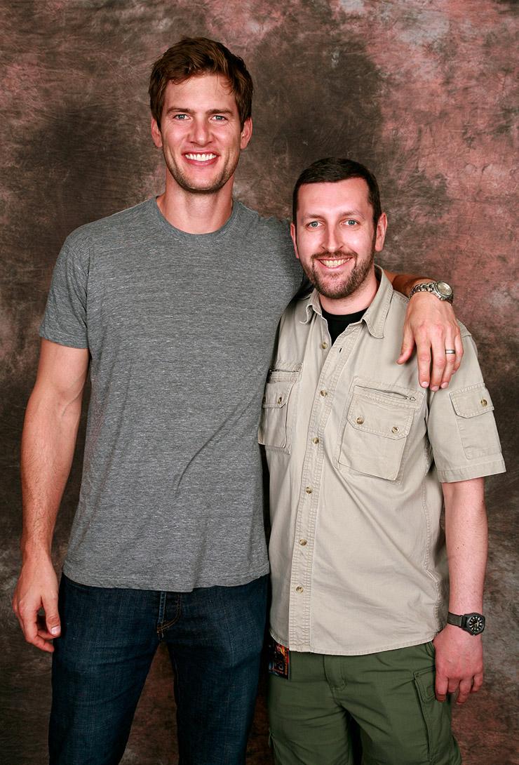 How tall is Ryan McPartlin