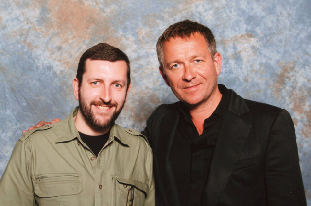 Sean Pertwee at LFCC