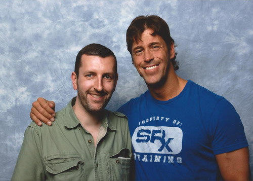 How tall is Stevie Richards