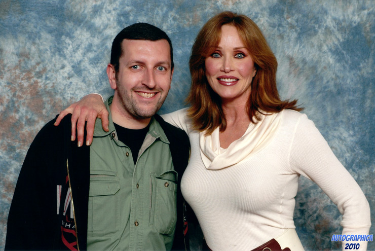 How tall is Tanya Roberts
