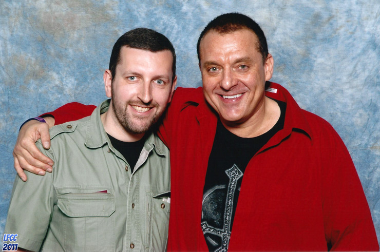 How tall is Tom Sizemore
