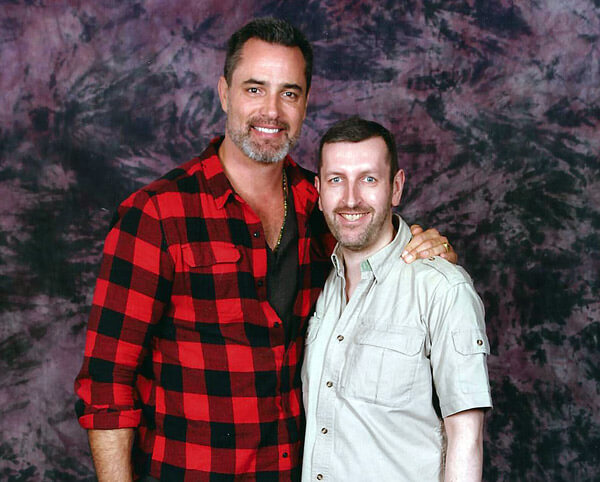 How tall is Victor Webster