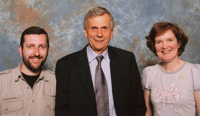 William B Davis is tall