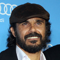 Height of Aaron Pedersen