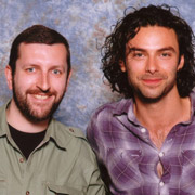 Height of Aidan Turner