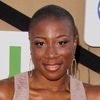 Height of Aisha Hinds