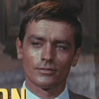 Height of Alain Delon