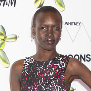 Height of Alek Wek