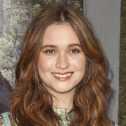 Height of Alice Englert