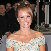 Height of Amanda Holden