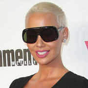 Height of Amber Rose