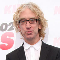 Height of Andy Dick