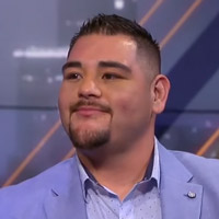 Height of Andy Ruiz Jr