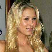 Height of Anna Kournikova