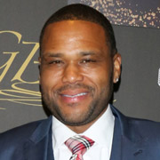 Height of Anthony Anderson