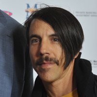 Height of Anthony Kiedis