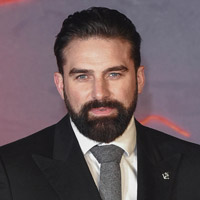 Height of Ant Middleton