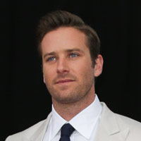 Height of Armie Hammer