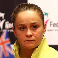 Height of Ashleigh Barty