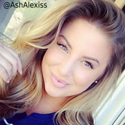 Height of Ashley Alexiss