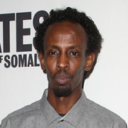 Height of Barkhad Abdi
