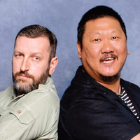 Height of Benedict Wong