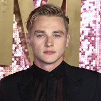 Height of Ben Hardy
