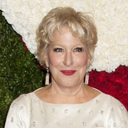 Height of Bette Midler