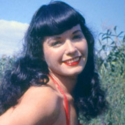 Height of Bettie Page