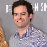 Height of Bill Hader