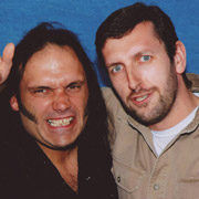 Height of Blaze Bayley