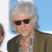 Height of Bob Geldof