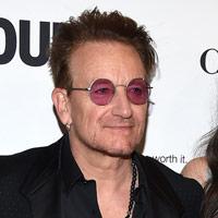 Height of  Bono