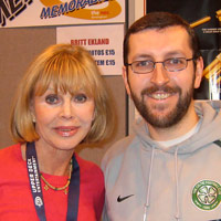 Height of Britt Ekland
