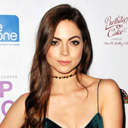 Height of Caitlin Carver