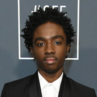 Height of Caleb McLaughlin