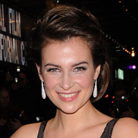 Height of Camilla Arfwedson