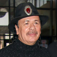 Height of Carlos Santana
