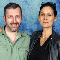 Height of Carrie Anne Moss