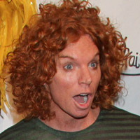Height of Carrot Top