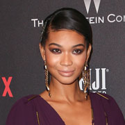 Height of Chanel Iman