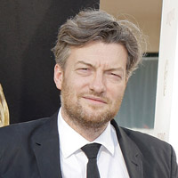 Height of Charlie Brooker