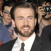 Height of Chris Evans