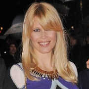 Height of Claudia Schiffer